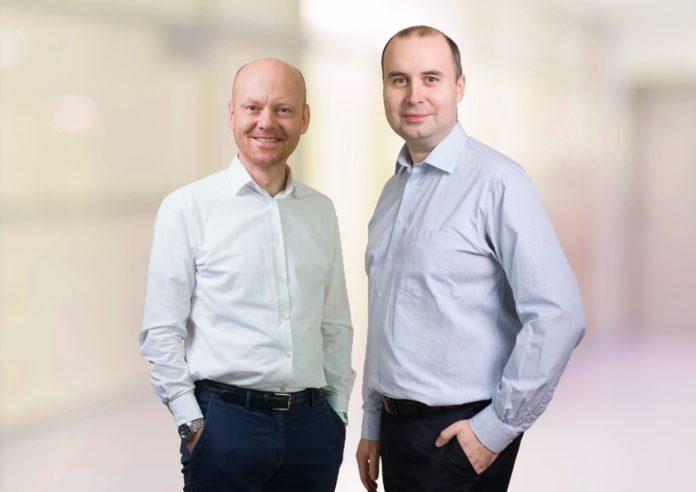 Daniel Vondráček a Šimon Churý
