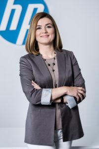 Erika Lindauerová, generální manažerka HP CZ/SK