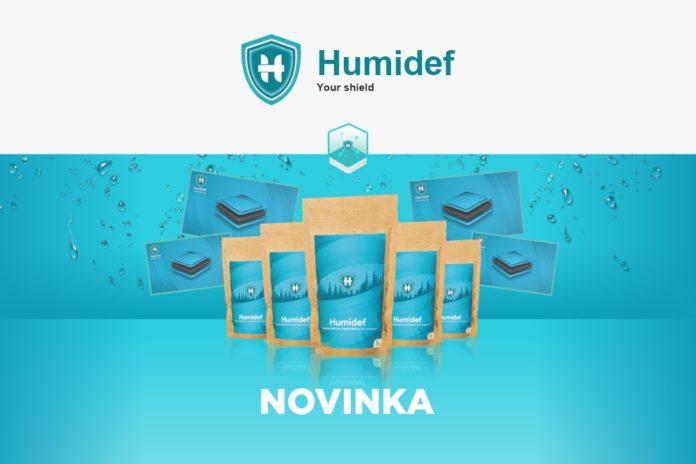 eD system je exkluzivním distributorem Humidef
