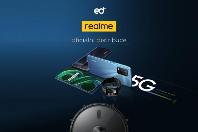eD je oficiálním distributorem Realme